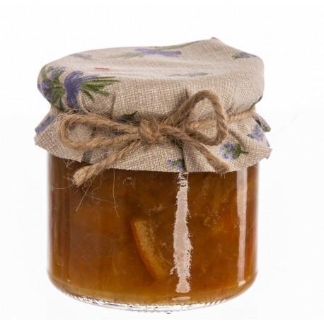 Zázvorovo-pomerančová sůl